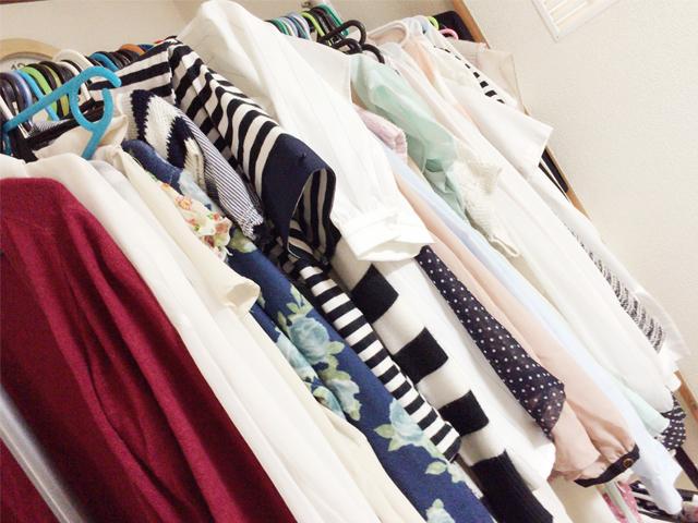 チャットホーム小倉店は迷うほどのたくさんの衣装を用意!