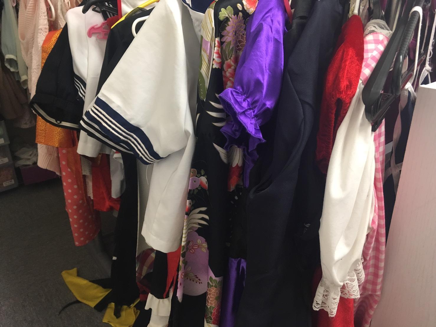 チャットホーム小倉店コスプレ衣装
